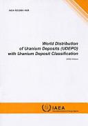 World distribution o...