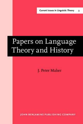 Papers on Language Theory and History
