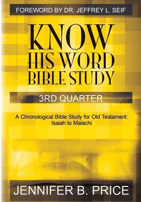Know His Word Bible Study