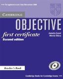 Objective First Certificate Teacher's Book