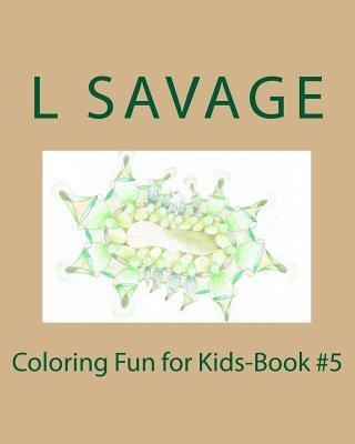 Coloring Fun for Kids Book