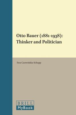 Otto Bauer 1881-1938
