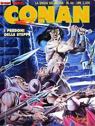 Conan la spada selvaggia n. 66