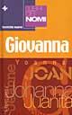 I libri dei nomi: Giovanna