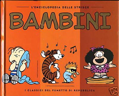 L'Enciclopedia delle strisce (vol 1)- Bambini