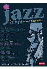 Jazz It Up! 最 Easy 的漫畫爵士樂入門