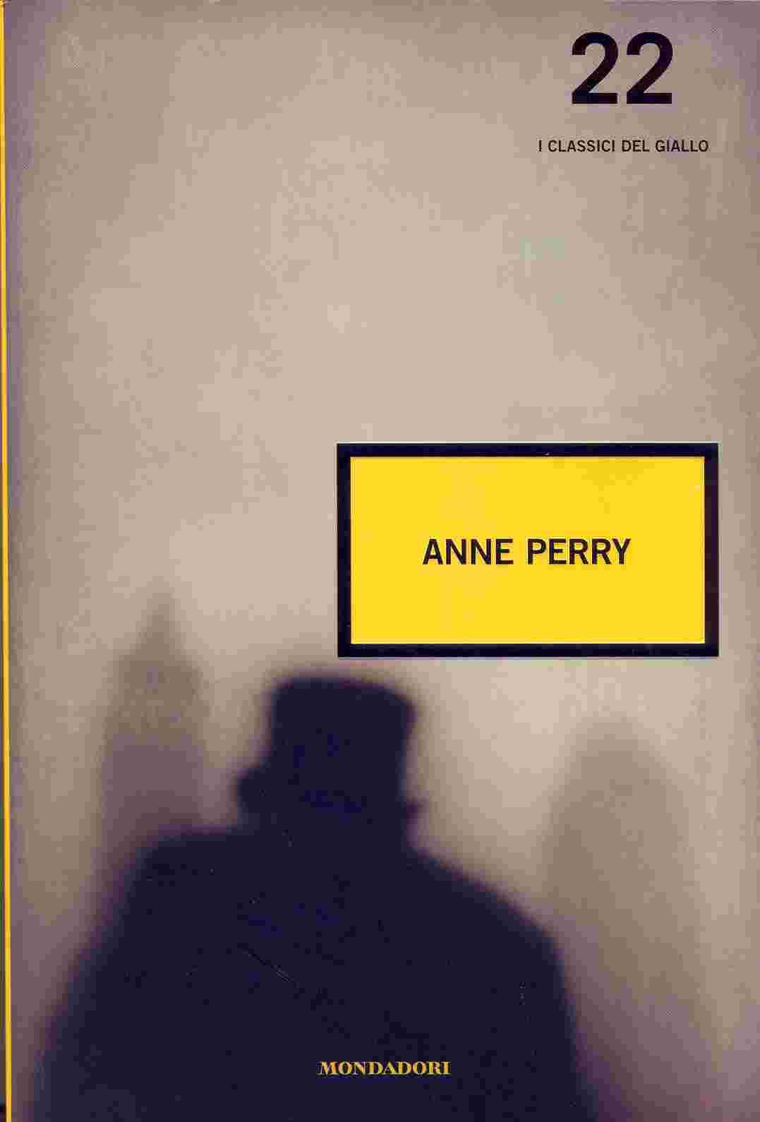 I classici del giallo 22: Anne Perry