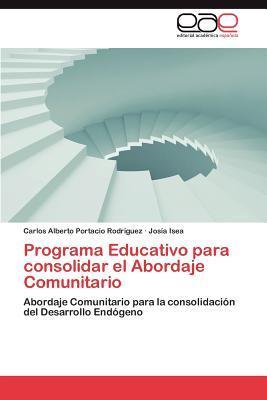 Programa Educativo para consolidar el Abordaje Comunitario