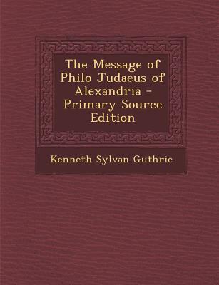 Message of Philo Jud...