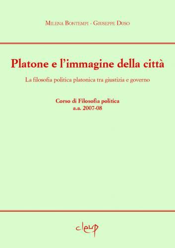 Platone e l'immagine della città