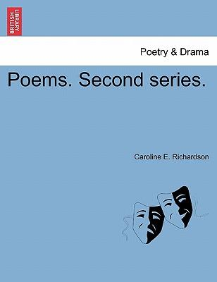 Poems. Second series.