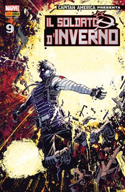 Capitan America presenta: Il Soldato d'Inverno n. 9