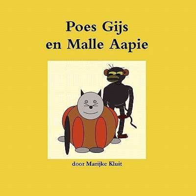 Poes Gijs En Malle Aapie