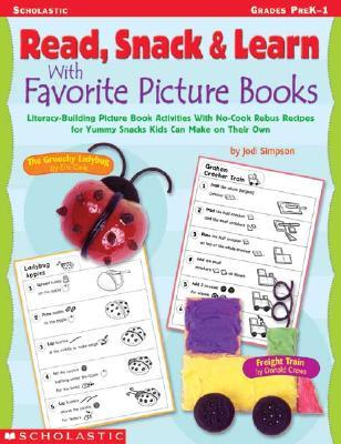 Read, Snack & Learn With Favorite Picture Books