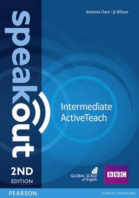 Speakout. Intermediate. Active teach. Per le Scuole superiori. Con espansione online
