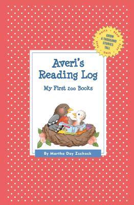 Averi's Reading Log