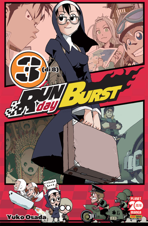 Run Day Burst vol. 3