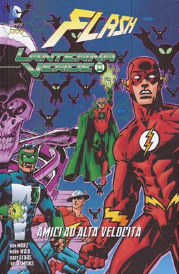 Flash/Lanterna Verde: Amici ad alta velocità