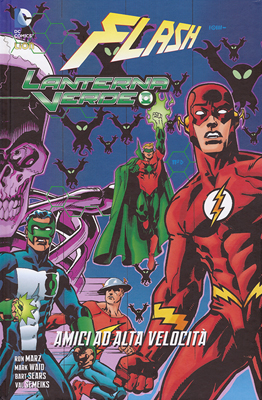 Flash/Lanterna Verde...