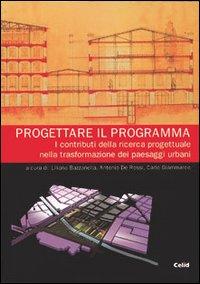 Progettare il programma