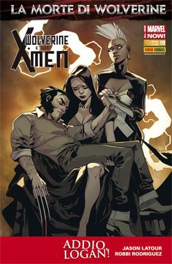 Wolverine e gli X-Me...