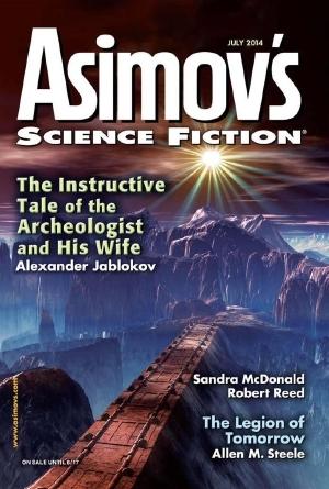 Asimov's Science Fiction, July 2014