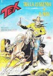 Tex tra la leggenda & il mito