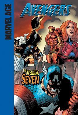 The Avengers the Avenging Seven