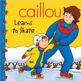 Caillou Learns To Sk...