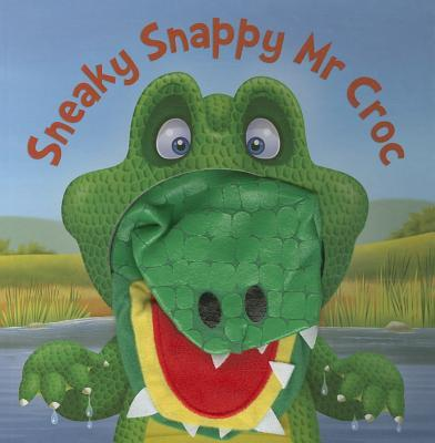Sneaky Snappy Mr Croc