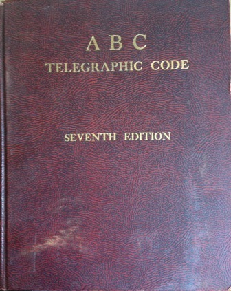 A B C Universal Commercial Telegraphic Code
