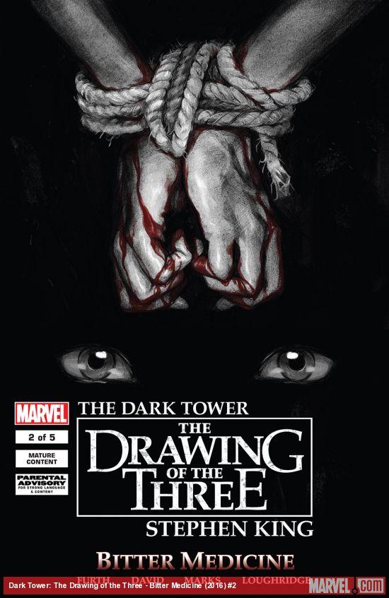 The Dark Tower: Bitter Medicine n.2