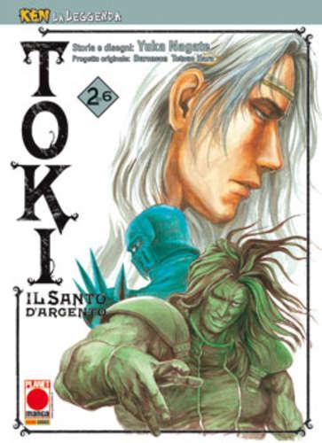 Toki - Il Santo d'Argento vol. 2