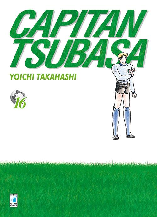 Capitan Tsubasa vol. 16