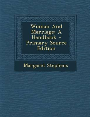 Woman and Marriage