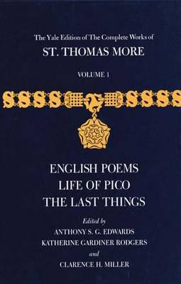 The Complete Works of St. Thomas More