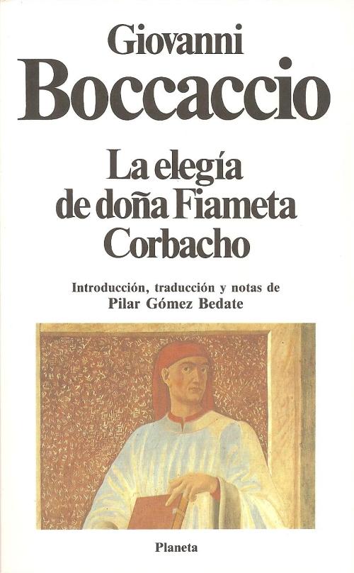 La elegía de doña Fiameta / Corbacho