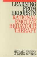 Learning from Errors in Rational Emotive Behaviour Therapy