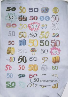 50 Anniversaries