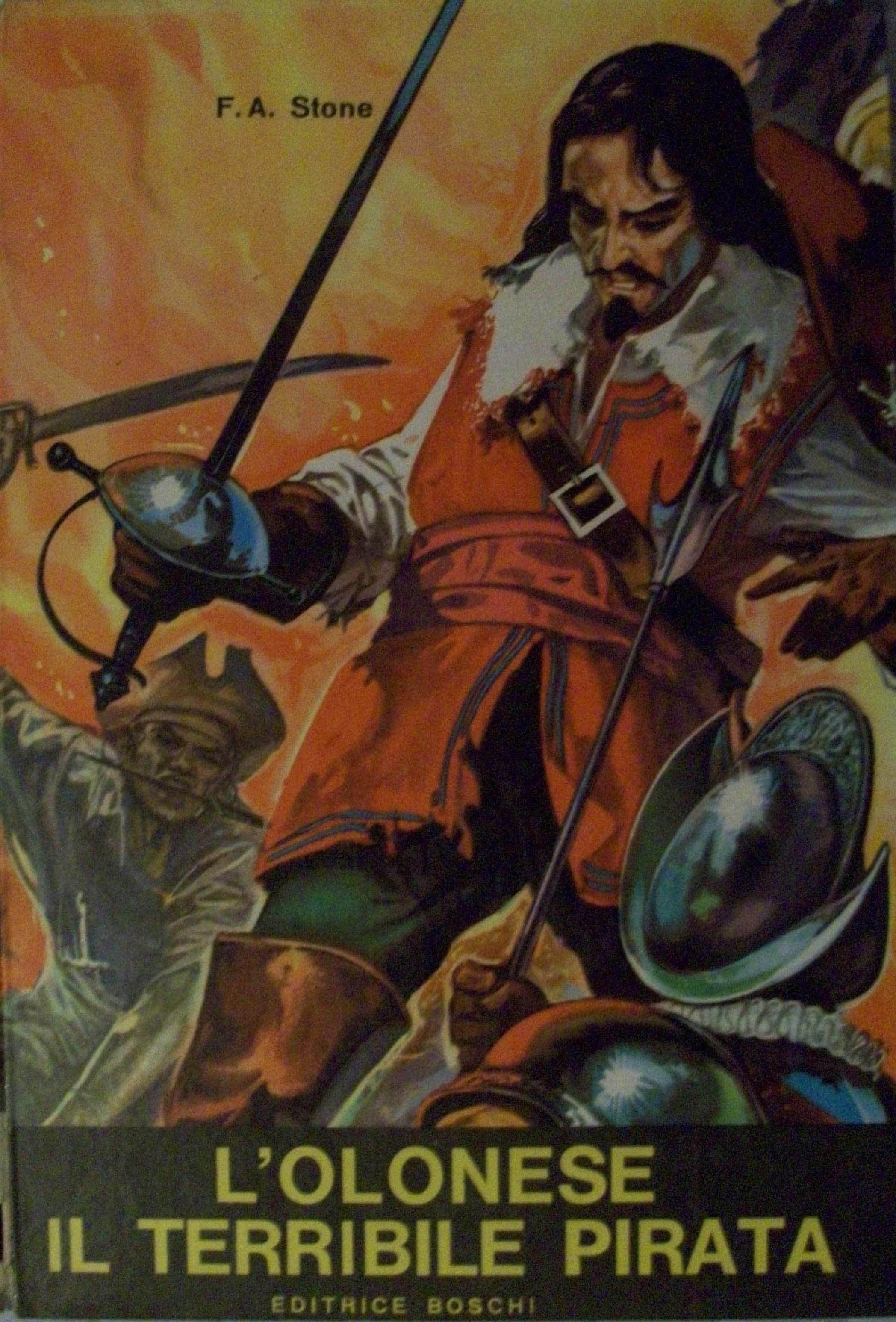L'Olonese, il terribile pirata