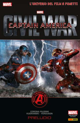 Captain America: Civil War - Preludio