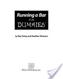 Running a Bar For Du...