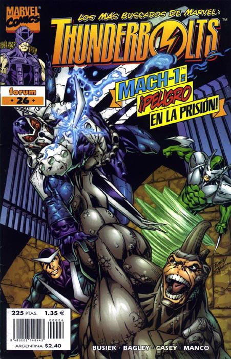Thunderbolts Vol.1 #26 (de 40)