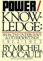 Power/knowledge