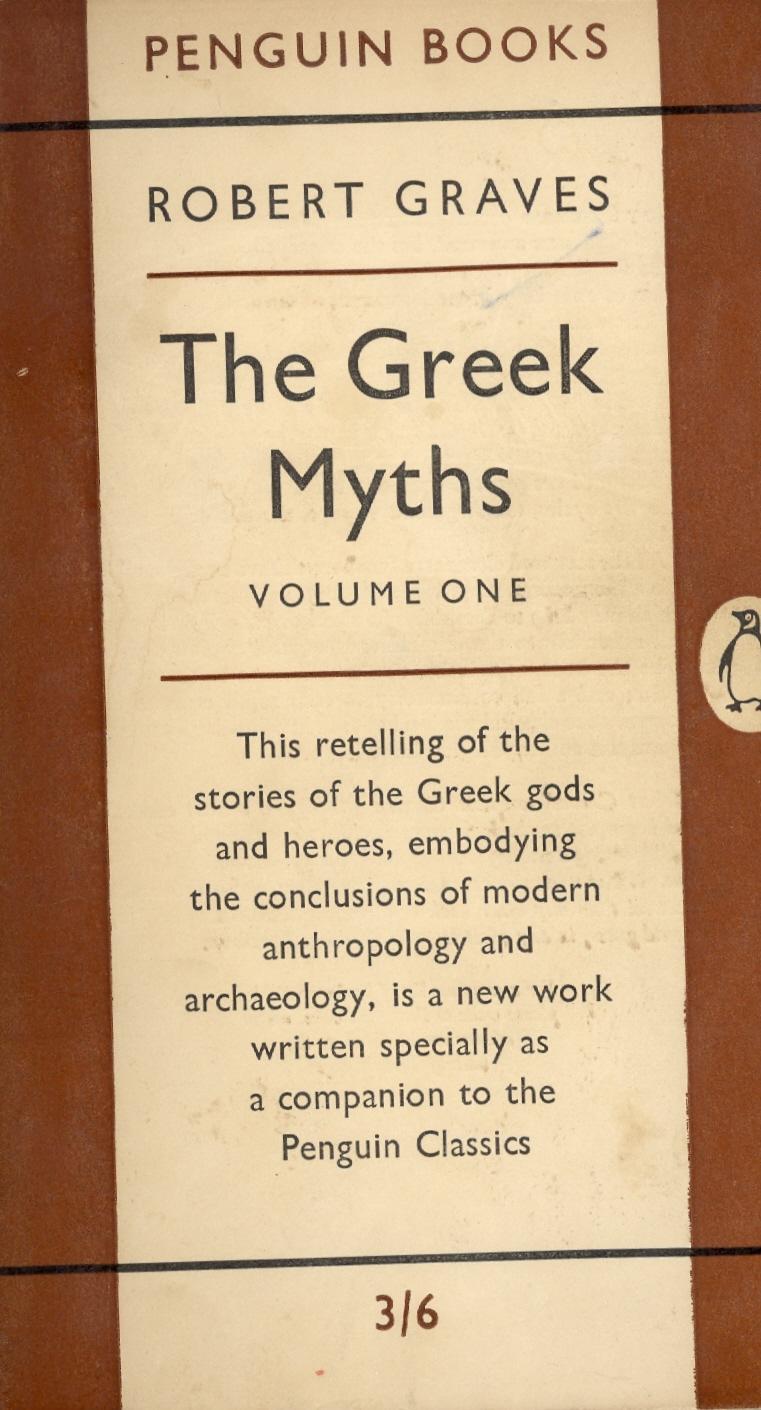 Greek Myths: v. 1