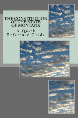 The Constitution of the State of Montana