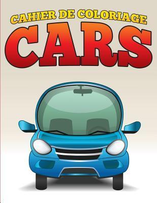 Cahier De Coloriage Cars