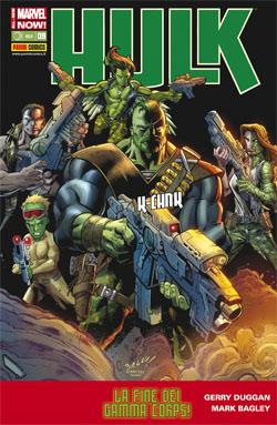 Hulk e i Difensori n. 36