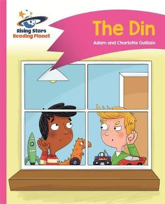 Reading Planet - The Din - Pink A