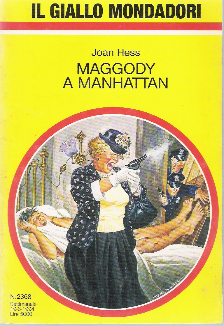 Maggody a Manhattan